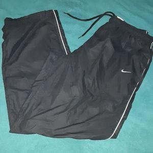 Nike mens windbreaker pants